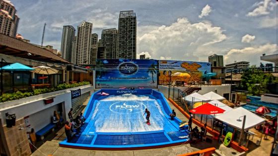 フロー・ハウス・バンコクなどタイから3ヶ所がアジアの人気ウォーターパークにランクイン