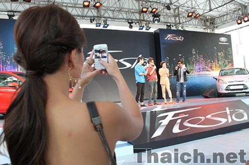 FORD FIESTAHITS THAILAND SHOWROOMS TOMORROW!