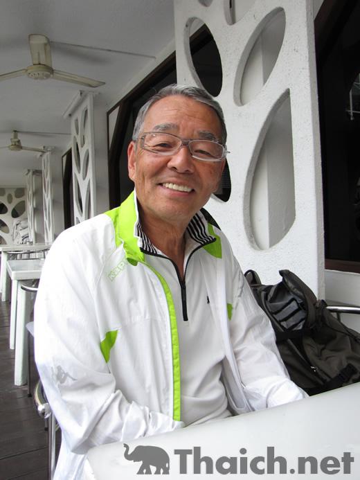 福留巧男さん特別インタビュー