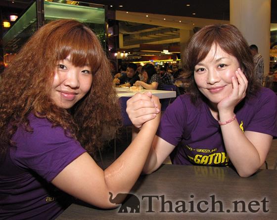 バンコク女子プロレス「我闘雲舞」