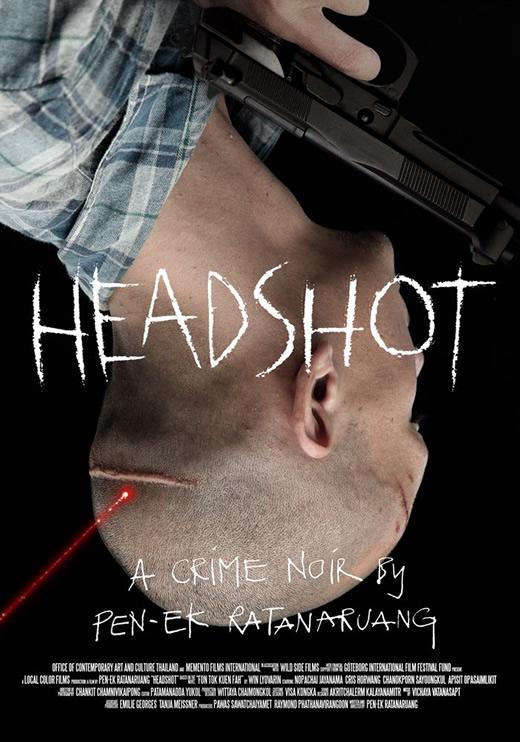 タイ映画『ヘッドショット(HEADSHOT)』