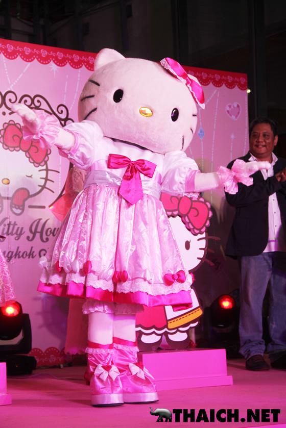 キティちゃんだらけの「サンリオ・ハローキティハウス」がバンコク・サイアムスクエアワンにオープン