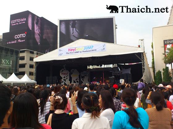 Hey! Say! JUMPが2013年中にタイ公演開催へバンコクでのファンミーティングで発表
