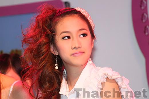 「iME(アイミー)」タイ・中国・韓国混合アイドルユニット ミニコンサート