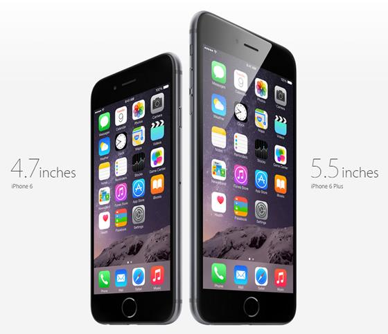 タイでのiPhone 6/6 Plus発売は2014年10月31日に決定!