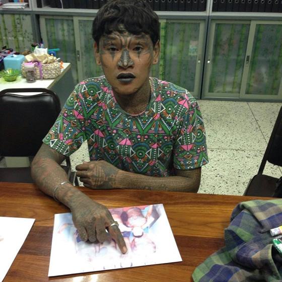 ギャング カンボジア