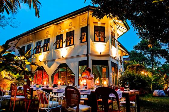 イッサヤ・サイアミーズ・クラブは宮廷料理をアレンジした創作タイ料理の店【TVウォッチング】