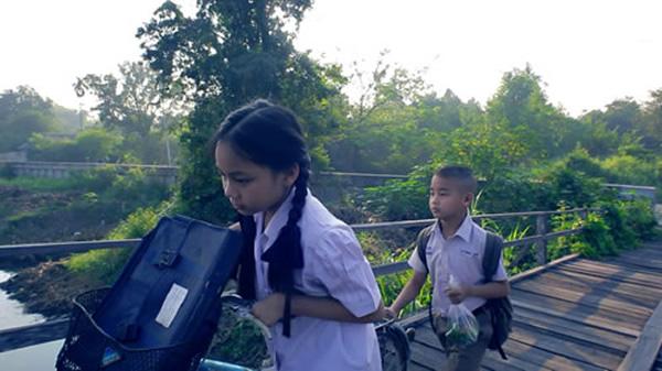 タイTVドラマ「自転車きょうだい」がNHK Eテレで2015年7月21日午前9時から放映