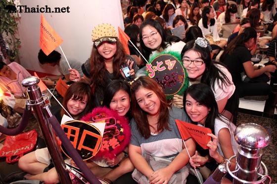 菅野美穂、KAT-TUN田口淳之介、東京女子流、PIKOがJ シリーズ・フェスティバル出演でバンコクのファン熱狂