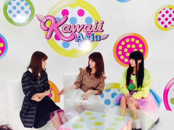 ニッポンのKawaiiファッションを届ける番組『Kawaii Asia』スタート、タイでも放映へ