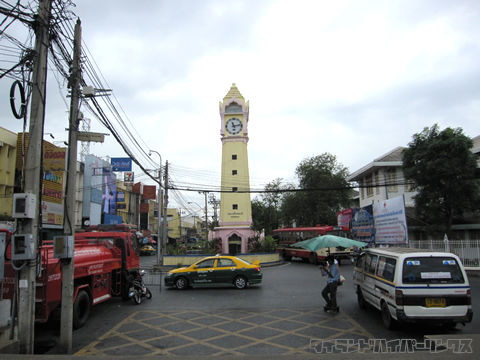 ノンタブリーの時計塔