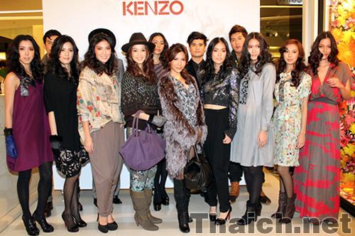 "KENZO Pagodon ""40th birthday"" Exhibition"