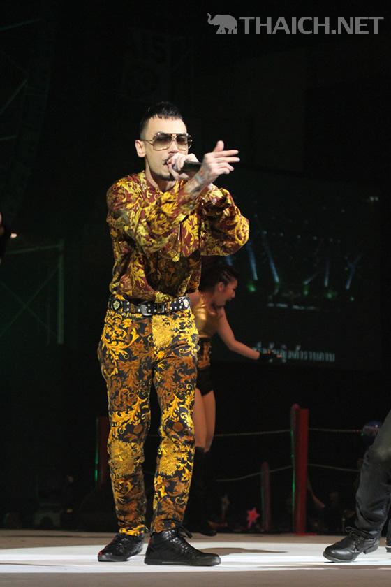 321(スリートゥーワン) AIS 3G One-2-Call! Present Kamikaze K Fight Concert
