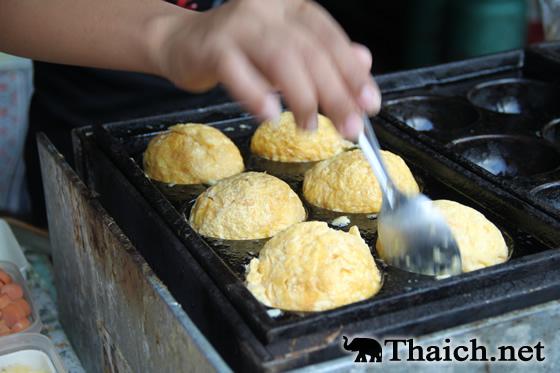 カイカロークไข่กระโหลก