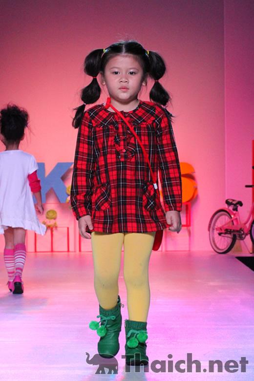 bossini-Siam Paragon Kids International Fashion Week 2011