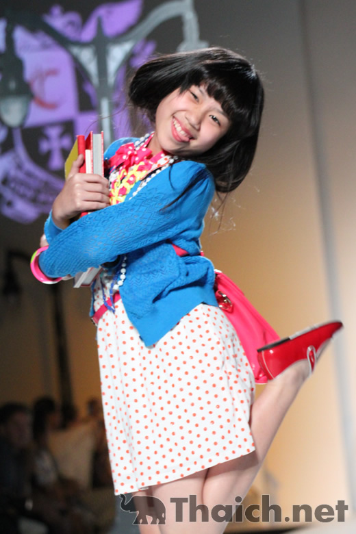CPS 4/12-Siam Paragon Kids International Fashion Week 2011