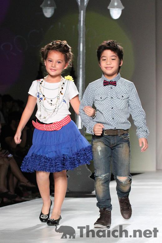 CPS 4/12-Siam Paragon Kids International Fashion Week 2011