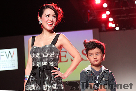 GUESS-Siam Paragon Kids International Fashion Week 2011