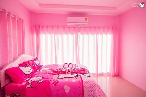 タイ・ルーイ県には無許可のハローキティ・リゾートがあった!