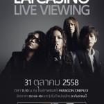 L'Arc-en-Ciel LIVE 2015 : L'ArCASINO Live Viewing in Thailand