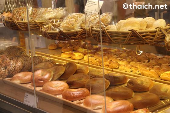 焼き立てパンの店リトルマーメードがタイ進出!バンコク・エムクオーティエに出店
