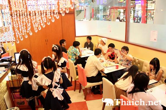 メイドカフェ『めいどりーみん』がタイ出店!バンコク・ゲートウェイエカマイにグランドオープン