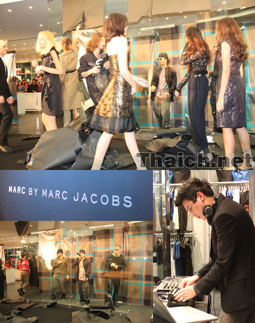 Marc by Marc Jacobs : Fall-Winter 10 Party