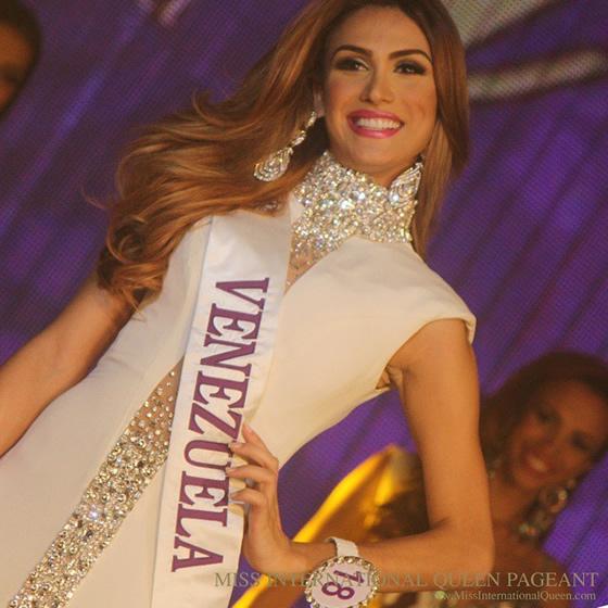ミス・インターナショナル・クイーン2014(Miss International Queen 2014)