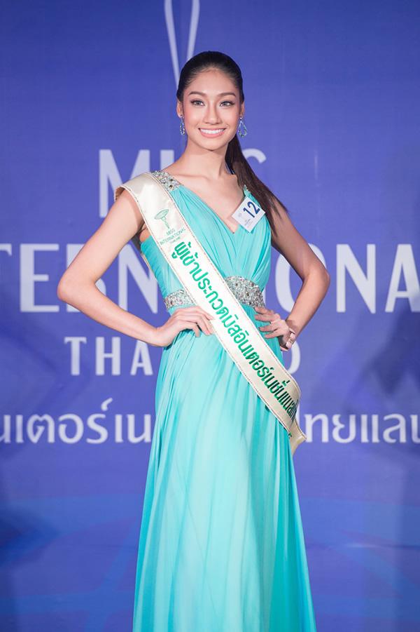 ミス・インターナショナル・タイランド2015