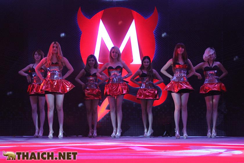 G-Twenty パフォーマンス[MISS MAXIM 2014 SEXITAINMENT]