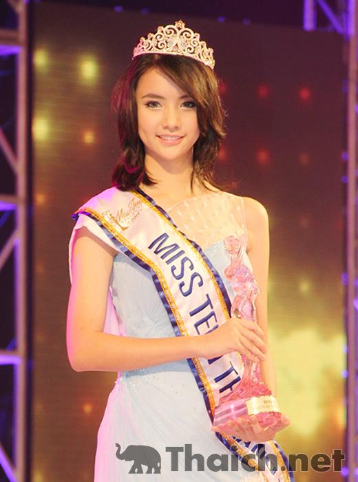Miss Teen Thailand 2011 by SUZUKI Jelato