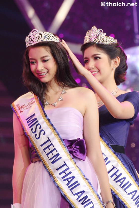 ミス・ティーン・タイランド2014(Miss Teen Thailand 2014 by Seoul Secret)