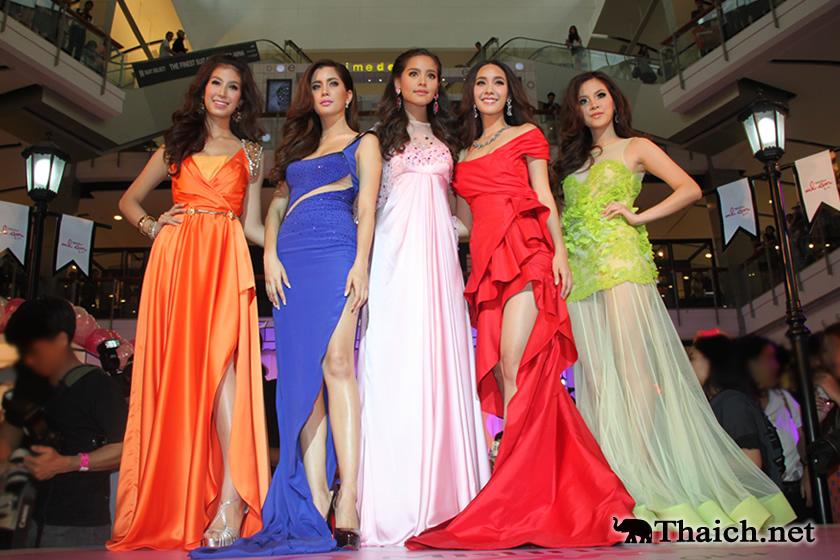 ヤーヤー、ミンら人気女優5名がタイコスメMISTINEの2013年イメージキャラクターに