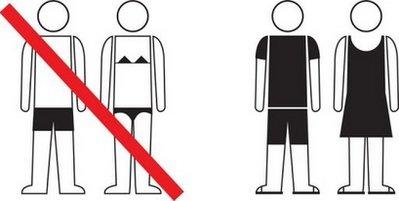 タイには水着禁止の看板が存在した!【TVウォッチング】