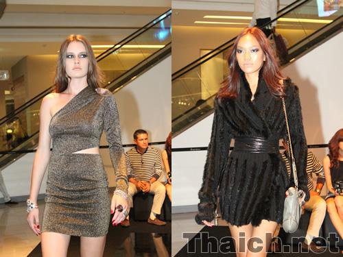 "MORGAN Fall/Winter 2010 Collection ""Seduction Revival"""