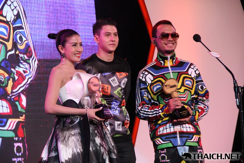 ドラマ『ホルモンズ』が三冠獲得 「MThai Top Talk About 2014」
