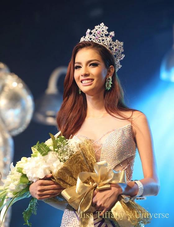2014年タイで一番のニューハーフ美女はノンヌーイ(22歳)に決定