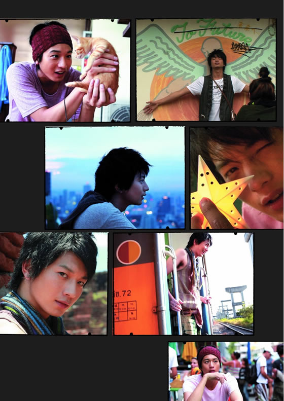 向井理 タイで撮影のDVD『FLAT』発売