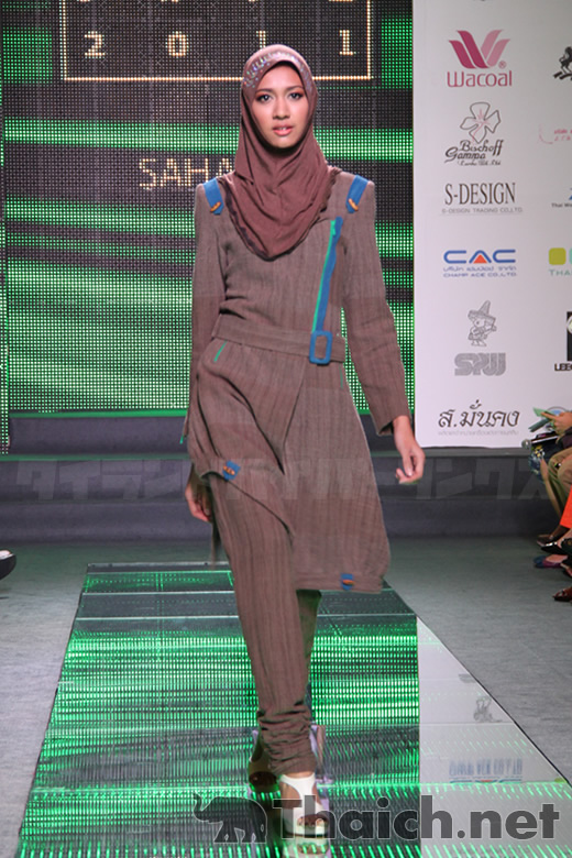 Creative Muslim Fashion Show 2011