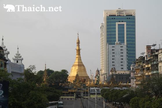 タイ-ミャンマー陸路国境が2013年8月28日オープン
