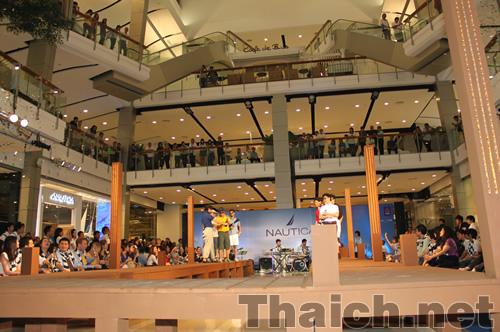 Nautica Grand Opening@Central World