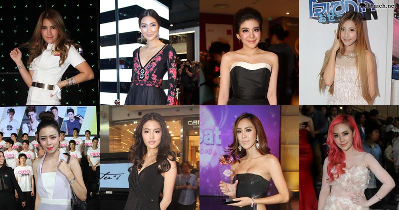 タイの女性芸能人のユニークなニックネーム8選