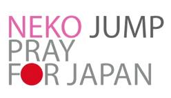 Neko Jump Pray For Japan
