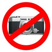 写真撮影禁止