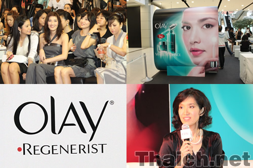 """An Inspirational Beauty Science"" with OLAY"