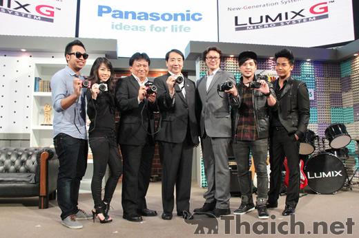 Pansonic LUMIX G3 & GF3