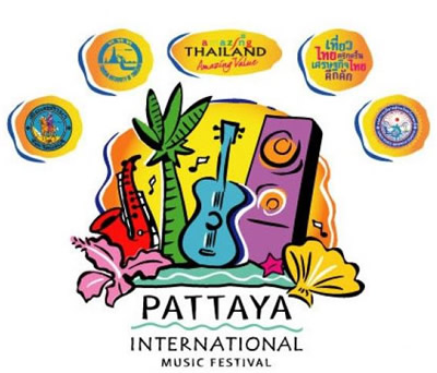 パタヤ国際音楽祭2012の日程が変更開催日は4月27日から29日まで