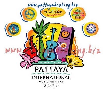PATTAYA INTERNATIONAL MUSIC FESTIVAL 2011
