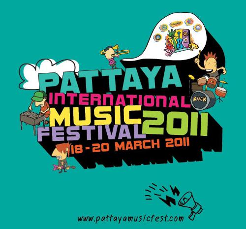 パタヤ・インターナショナル・ミュージック・フェスティバル 2011