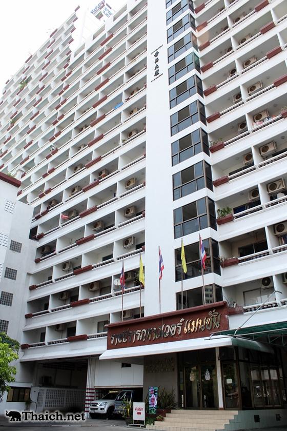 バンコクで半年くらい生活してみたいです。アパートはすぐに見つかりますか?